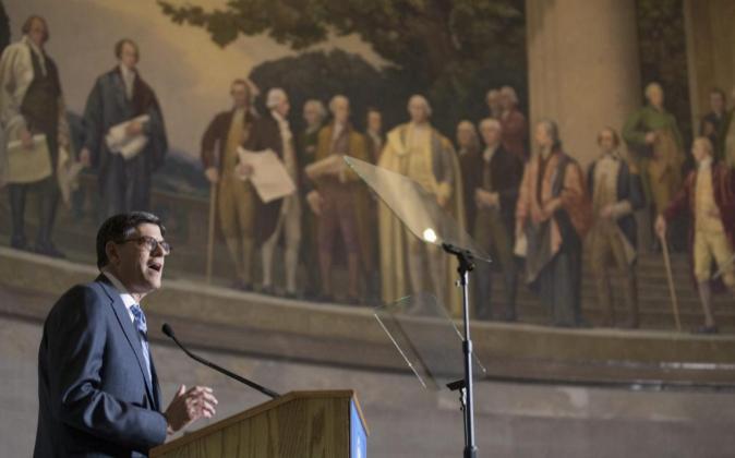 El secretario de Tesoro de EEUU, Jack Lew, en una imagen de archivo.