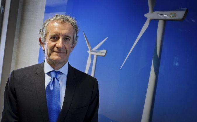 Ignacio Martín, presidente de Gamesa.