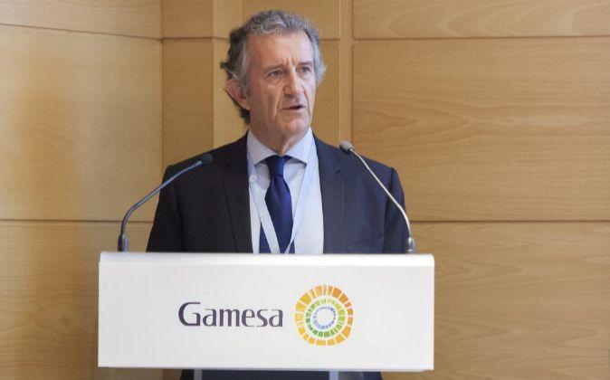 Ignacio Martín, presidente de Gamesa