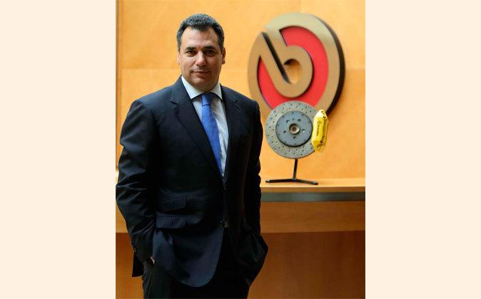 Benito Tesier Sierra, presidente de CAAR para los próximos 3 años.