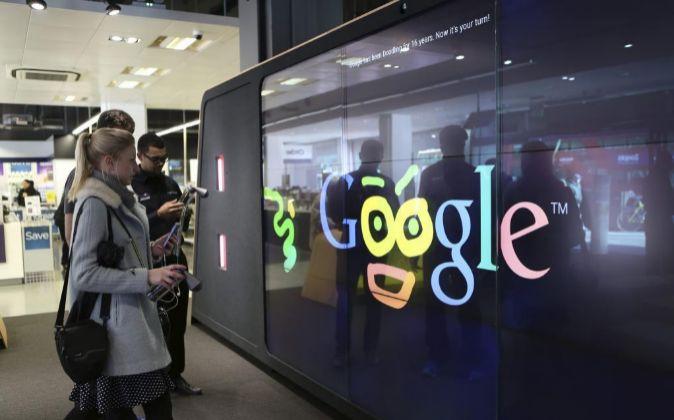 La Google Shopp de Londres es la primera tienda del gigante...