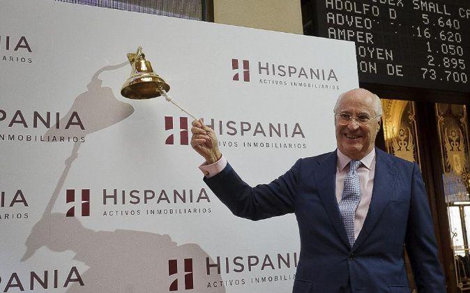 La salida a bolsa de Hispania
