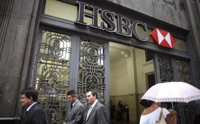 SUCURSAL DE HSBC EN SAO PAULO, BRASIL