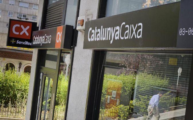 Sucursal CatalunyaCaixa