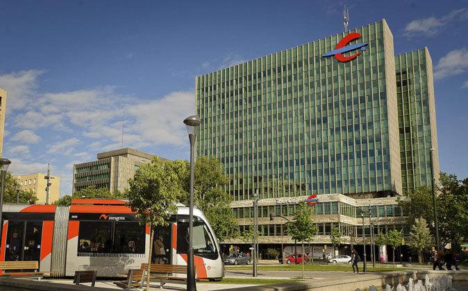 Sede central de Ibercaja, Zaragoza