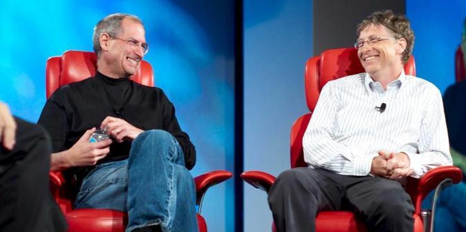 Los que conocieron a Jobs y Gates destacan su diferente forma de ser.