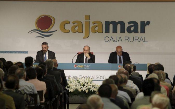 Asamblea General Ordinaria de Cajamar.