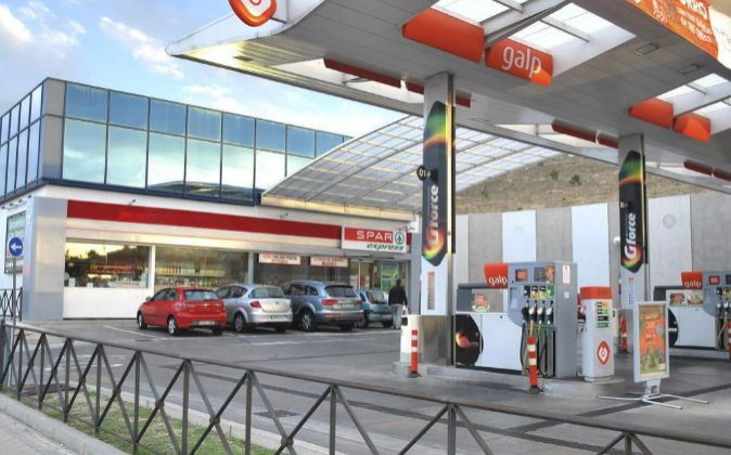 Gasolinera Galp