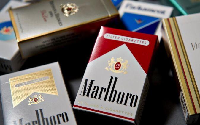 Resultado de imagen para cigarrillos marlboro publicidad negativa
