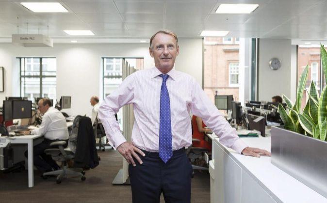 El CEO de Savills, JEREMY HELSBY