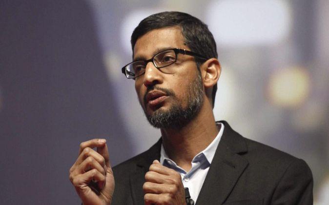 <strong>Sundar Pichai</strong>: El nuevo CEO de la nueva...