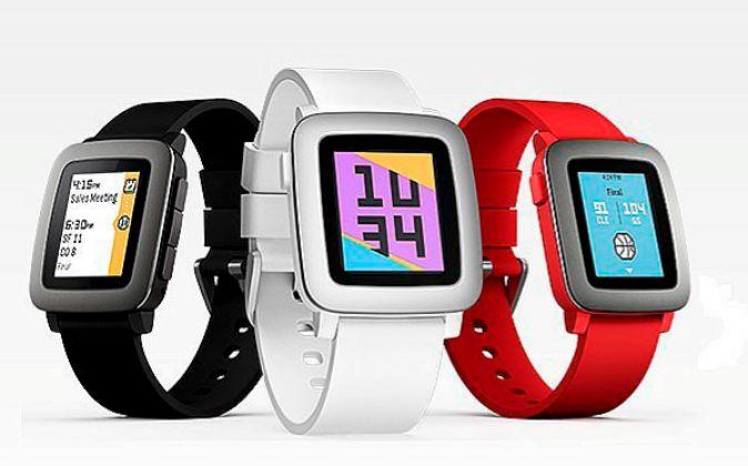 El fundador de los relojes inteligentes Pebble sabía que para llevar...