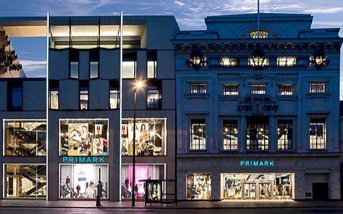 Complejo de edificios en Oxford Street en Londres, propiedad de...
