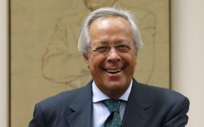El presidente de la Sepi, Ramón Aguirre.