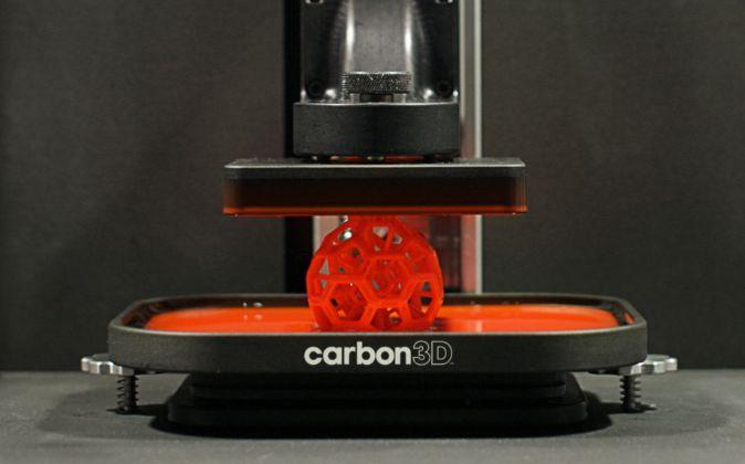 Impresora de Carbon3D.