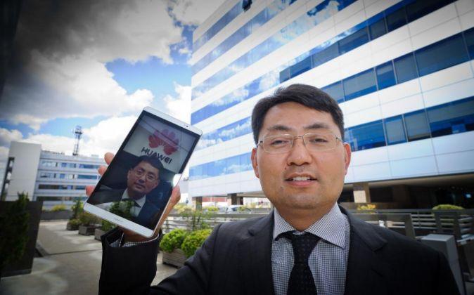 Walter Ji, CEO de Huawei.