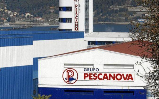 Sede central de Pescanova.