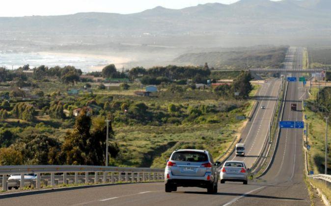 Autopista de Isolux Corsán.