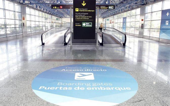 Fotos Terminal 1,2 y 3 Aeropuerto Adolfo Suarez Madrid Barajas