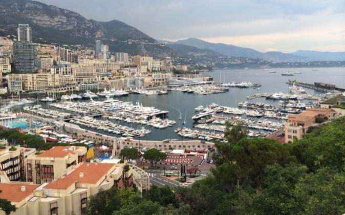 Bahía de Montecarlo, Mónaco