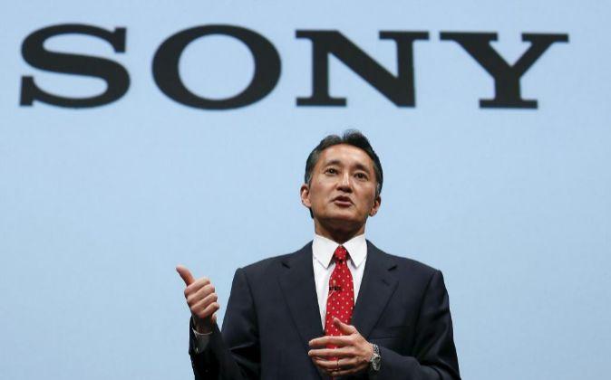 Kazuo Hirai, consejero delegado de Sony.