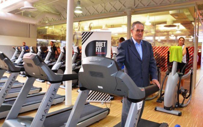 Silvio Elías, presidente de Duet Sports