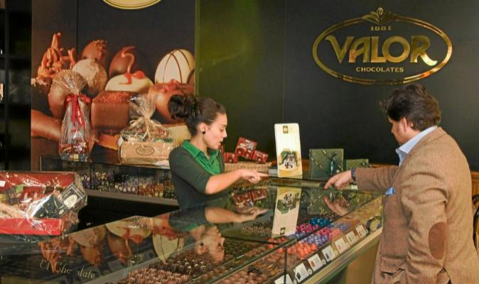 Franquicas Chocolates Valor