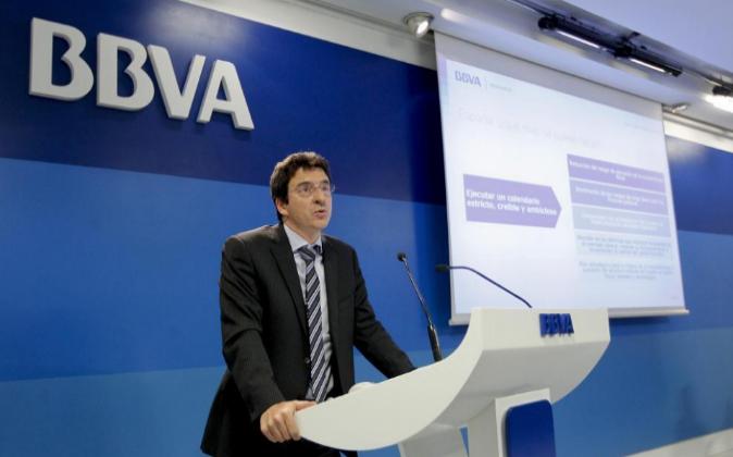 Jorge Sicilia, director de BBVA Research.