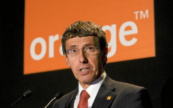 Jean Marc Vignolles, consejero delegado de Orange España.