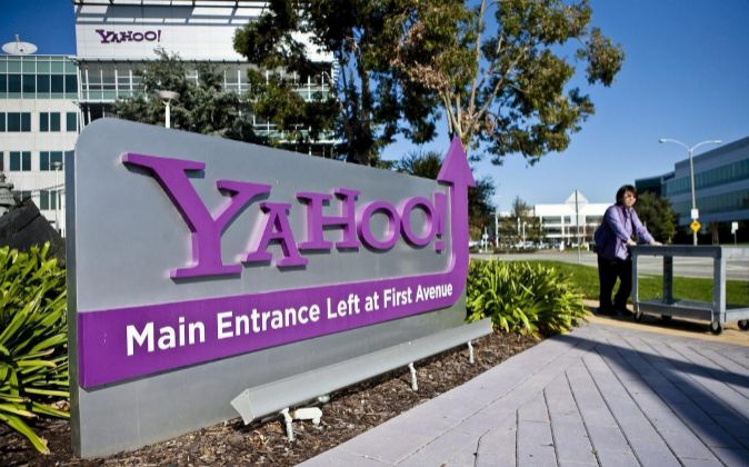 La sede de Yahoo! Inc. en Sunnyvale