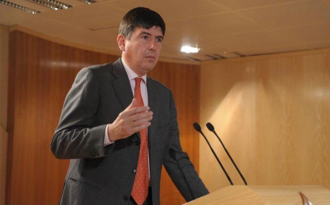 El exministro de Trabajo Manuel Pimentel.