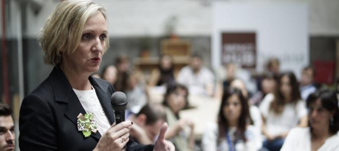 Entrepreneurship School, Carmen Casero, ThinkYoung, Fundación Coca...