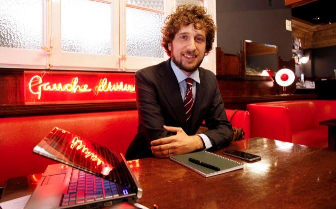 Brian Pallas, fundador y consejero delegado de Opportunity Network.