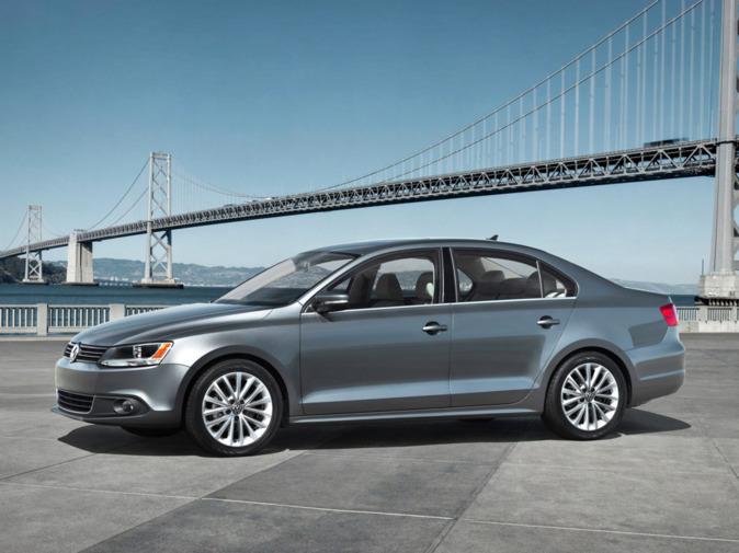 Imagen del Volkswagen Jetta específico para el mercado de Estados...