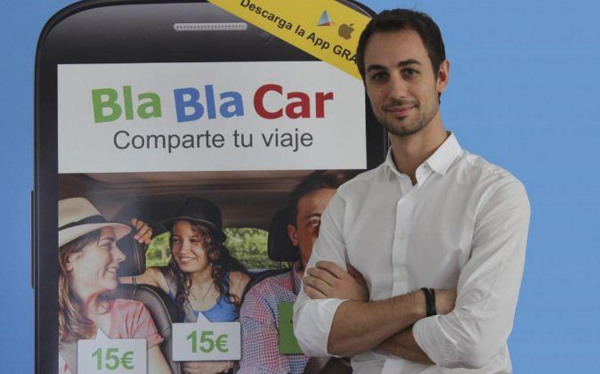 Jaime Rodriguez, Country Manager de Blablacar en España