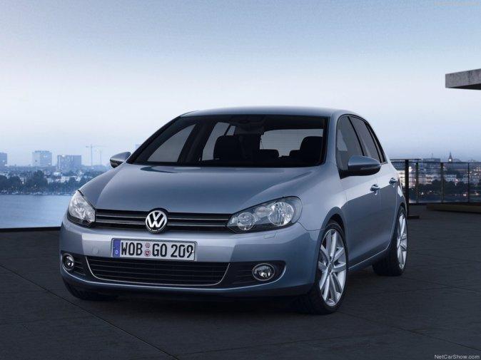 Volkswagen Golf sexta generación