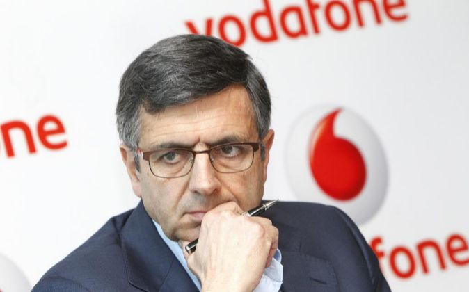 El presidente de Vodafone España, Francisco Román