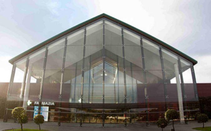 Centro comercial Garbera.