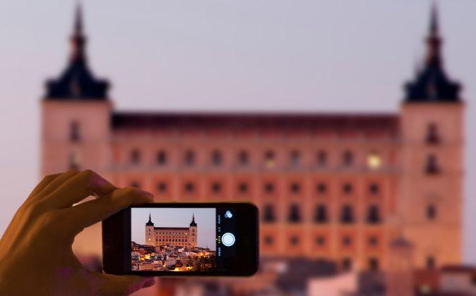 El Alcaraz de Toledo, uno de los edificios más significativos de la...