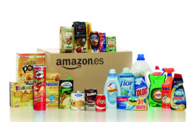 Algunos de los productos de alimentación y limpieza que se pueden...