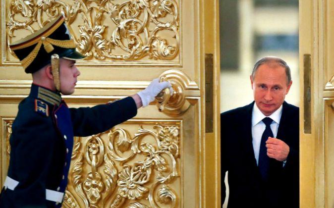 Análisis: Putin se arriesga a un sufrimiento prolongado en Siria