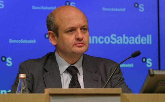 TOMAS VARELA, DR FINANCIERO, DE BANCO SABADELL