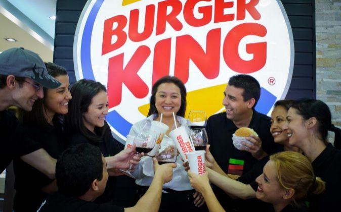 Bianca Shen, Vicepresidenta y Directora General de Burger King.