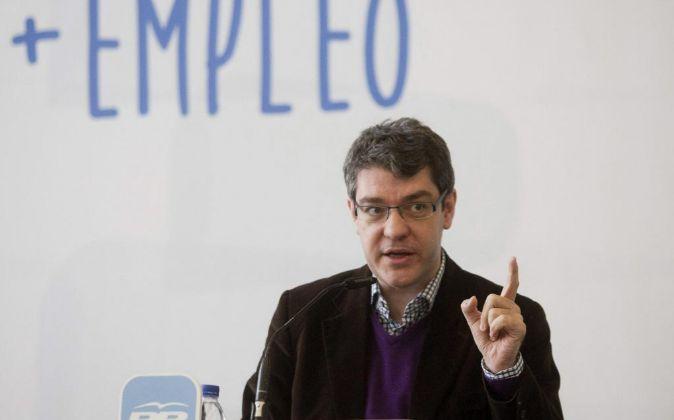 El jefe de la Oficina presupuestaria de la Moncloa, Álvaro Nadal