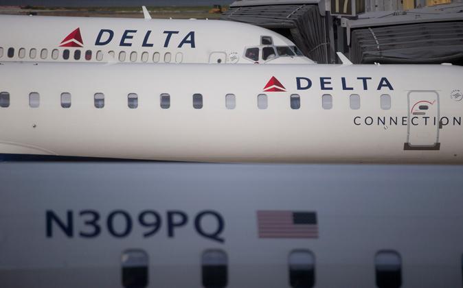 Aviones de Delta Air Lines