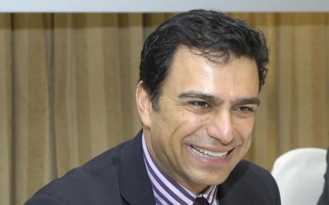 Omid Kordestani.
