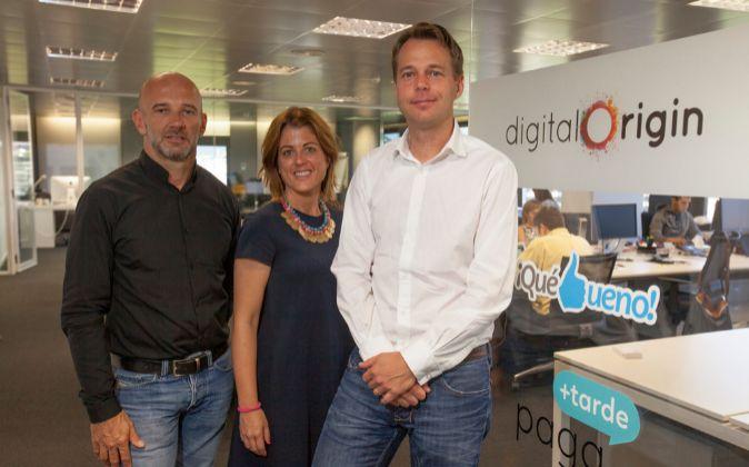 DIgital Origin Esta empresa, que ofrece pequeños préstamos de forma...