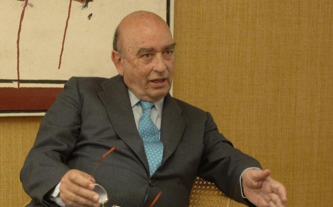 José Lladó Fernández-Urrutia, presidente de Técnicas Reunidas