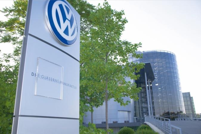 Sede del grupo Volkswagen en Wolfsburg (Alemania)