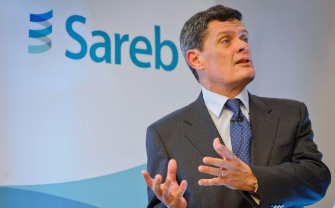 Jaime Echegoye, presidente de Sareb.